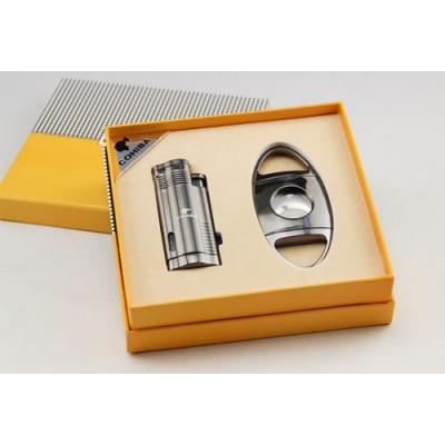 COB-62 set  lighter+ cutter