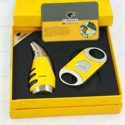 COB-69 set  lighter+ cutter