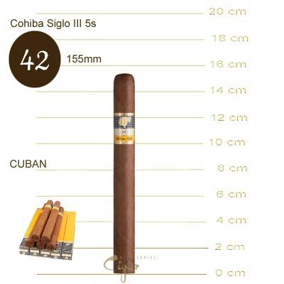 COHIBA SIGLO III 5s