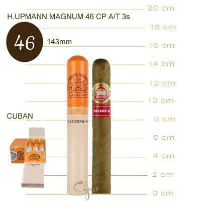 H.UPMANN MAGNUM 46 CP A/T 3s