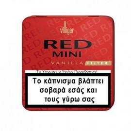 Villiger RED MINI FILTER tin 20s