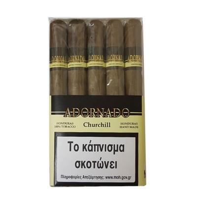 ADORNADO CHURCHILL CIGARS 10s