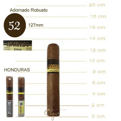 ADORNADO ROBUSTO CIGARS