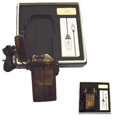 ARC-2002-BR LIGHTER usb-BROWN