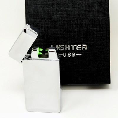 ARC-907-S Sensor LIGHTER usb-silver