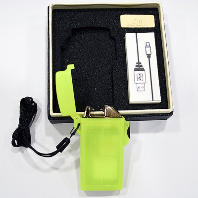 ARC-2002-G LIGHTER usb-GREEN