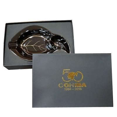 ASH-350-1 ceramic ashtray Black