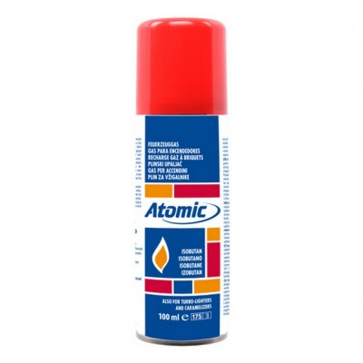 Atomic 100ml Butane Gas