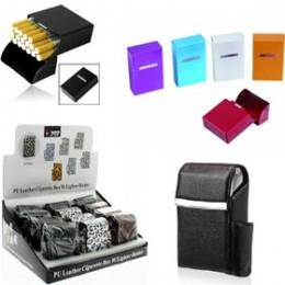 Cigarette packet case (10)