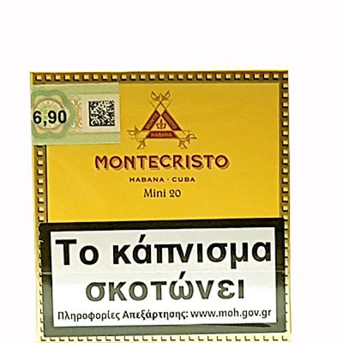 MONTECRISTO MINI 20S