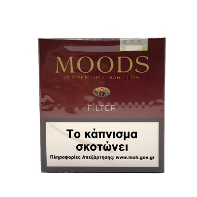 MOODS ΦΙΛΤΡΟ 10s
