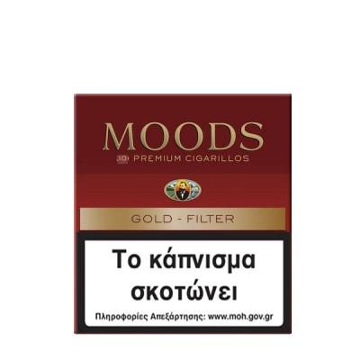 MOODS GOLD FILTER 10s