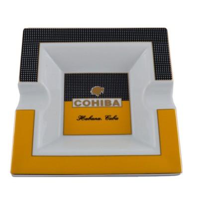 0016 Ceramic Ashtray (2 cigars) Cohiba