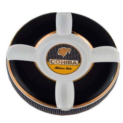 Ceramic Ashtray with Cohiba logo