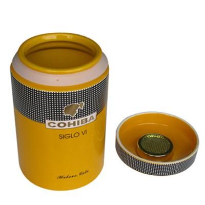 Humidor Ceramic jar
