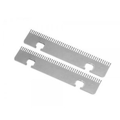 Set of 2 steel cutting blades for T100 - 1mm