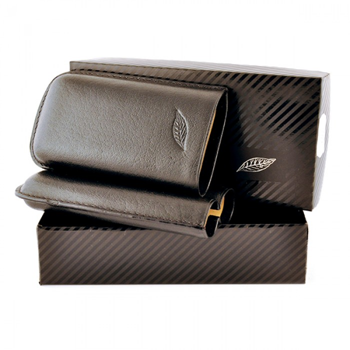 Cigar Case for 2 cigars-56 ring