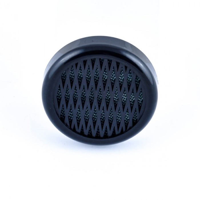 Black round humidifier with foam