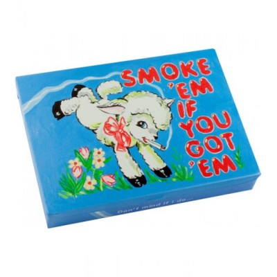 Cigarette Case - Smoke 'Em If You Got Em