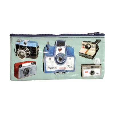 Pencil Case - Cameras