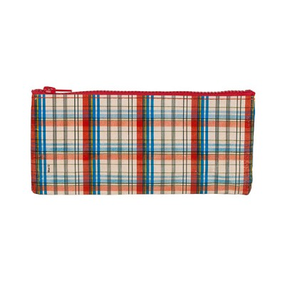 Pencil Case - Vintage Plaid
