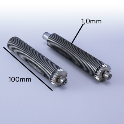 T100-1mm cutting rollers