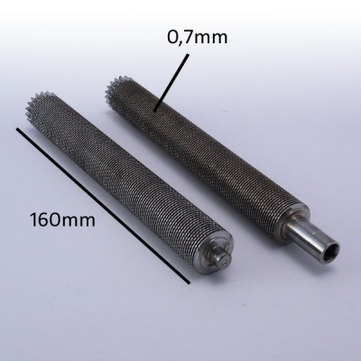 T160-0.7mm cutting rollers