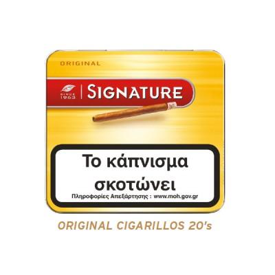 SIGNATURE ORIGINAL 20's