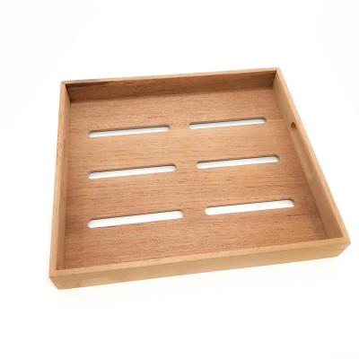TRAY for cigar humidor wooden