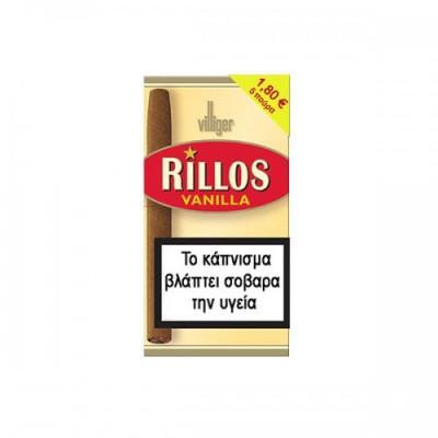 Villiger Rillos Βανίλια